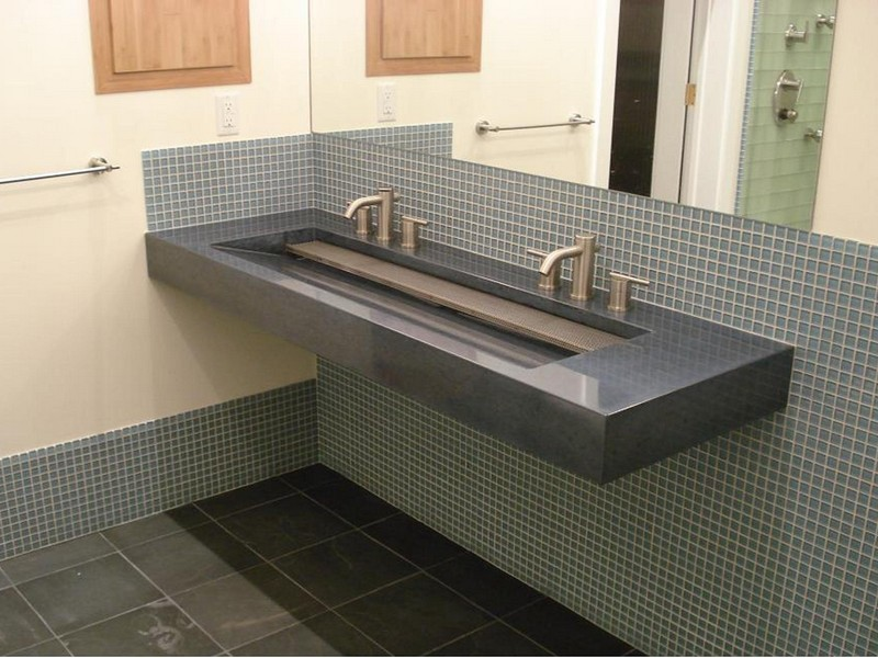 Commercial Bathroom Sinks And Countertop