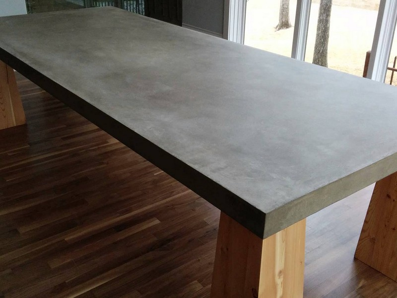 Concrete Table Tops
