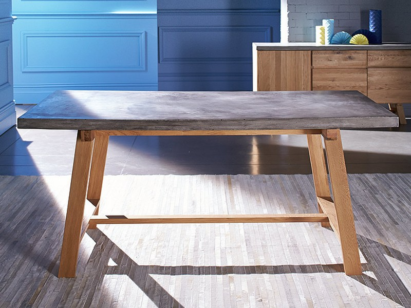 Concrete Top Dining Table Australia