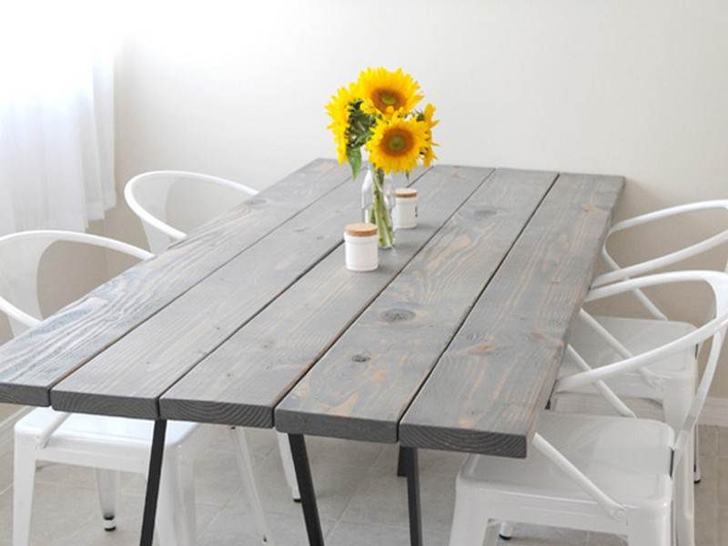 Concrete Top Dining Table Melbourne