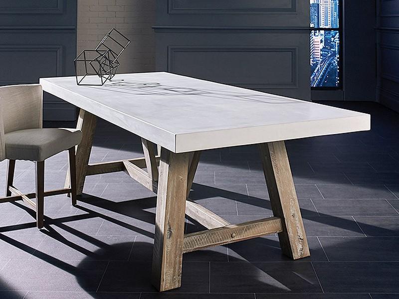 Concrete Top Dining Table Sydney