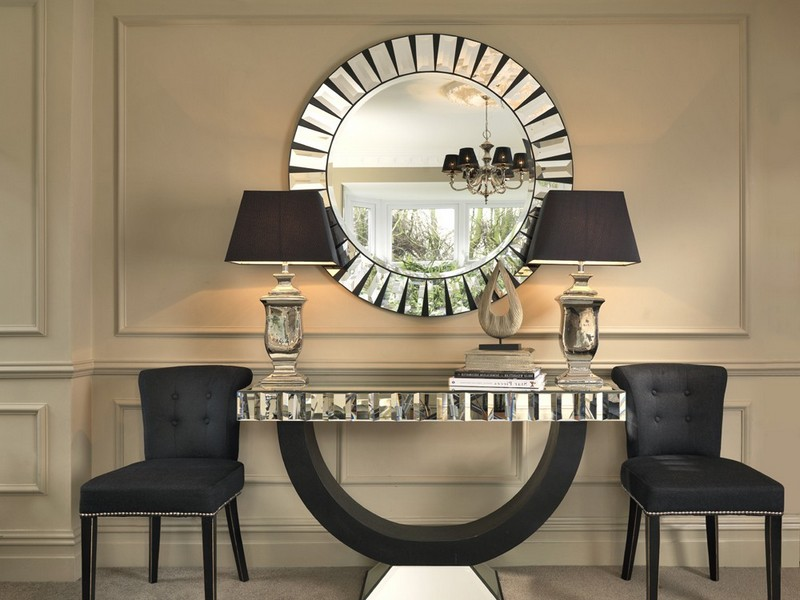 Console Table And Mirror Set Uk