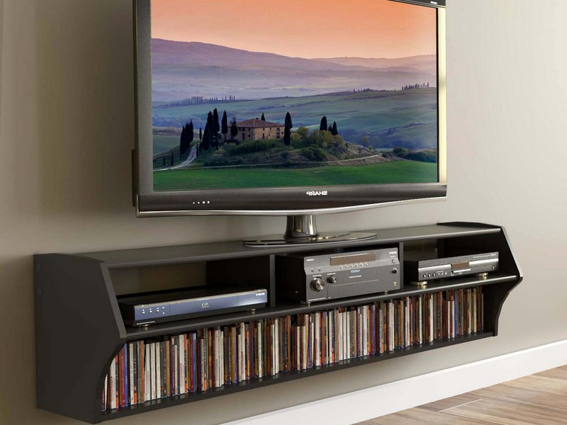 Console Table For Wall Mounted Tv
