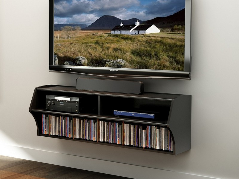 Console Table Under Wall Mounted Tv