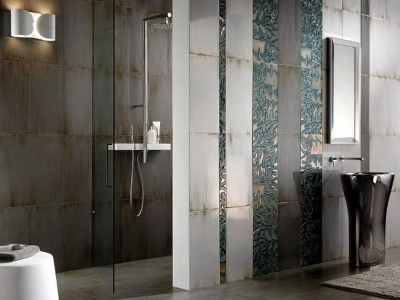 Contemporary Bathroom Tile Patterns