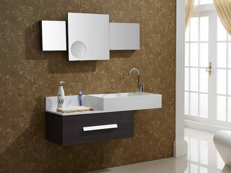 Contemporary Bathroom Vanities With Tops