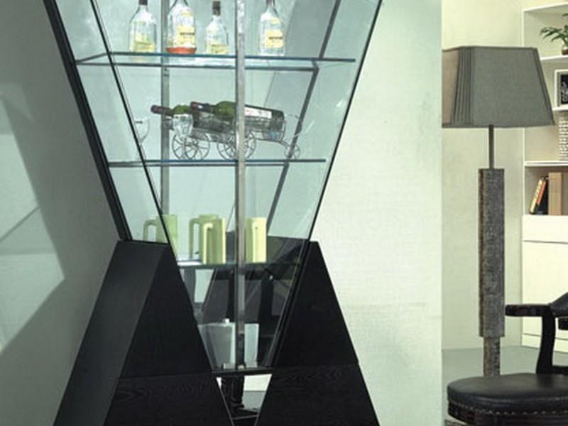 Contemporary Curio Cabinets