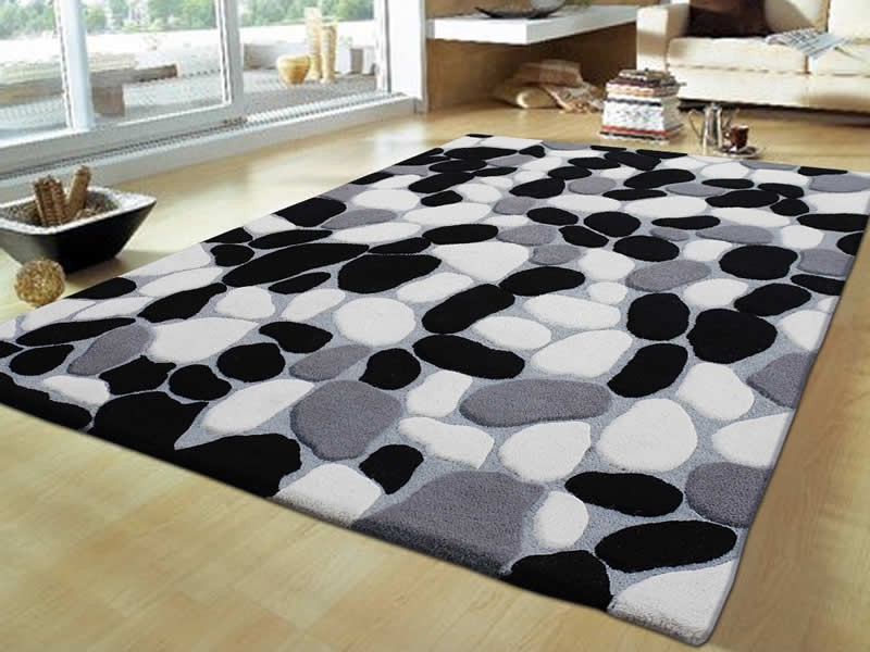 Contemporary Wool Rugs