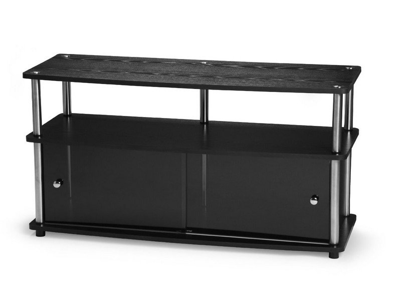 Convenience Concepts Tv Stand With 2 Cabinets