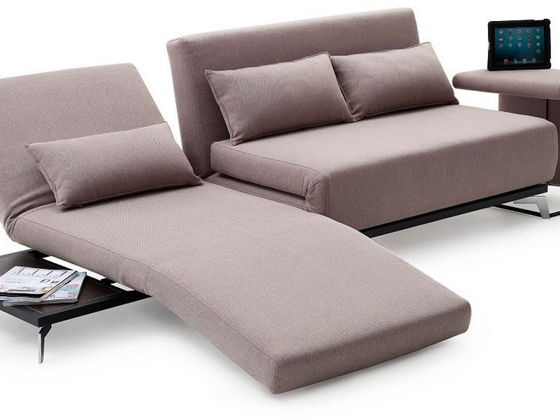 Convertible Sectional Sofa Bed W Chaise