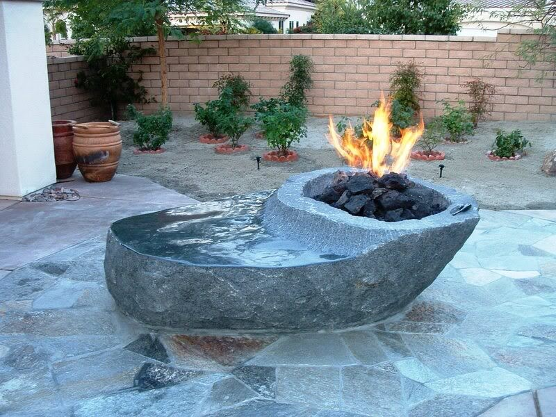 Cool Homemade Fire Pits