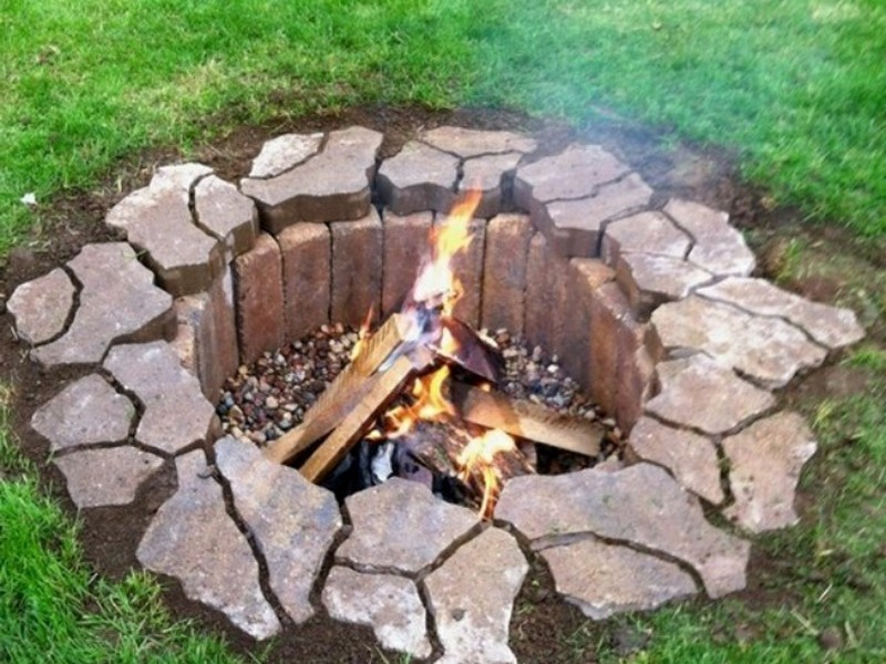 Cool In Ground Fire Pits