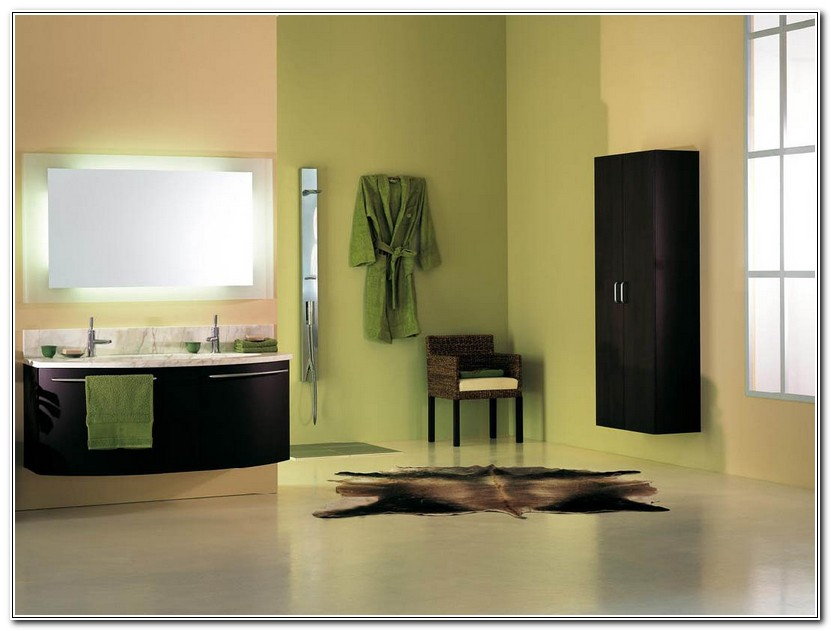Cool Painting Ideas For Bathrooms
