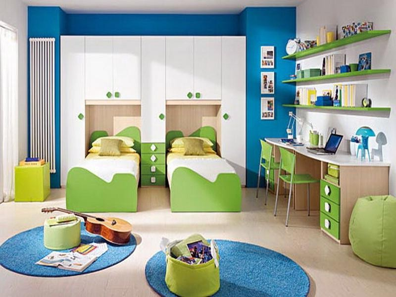 Cool Twin Beds For Kids