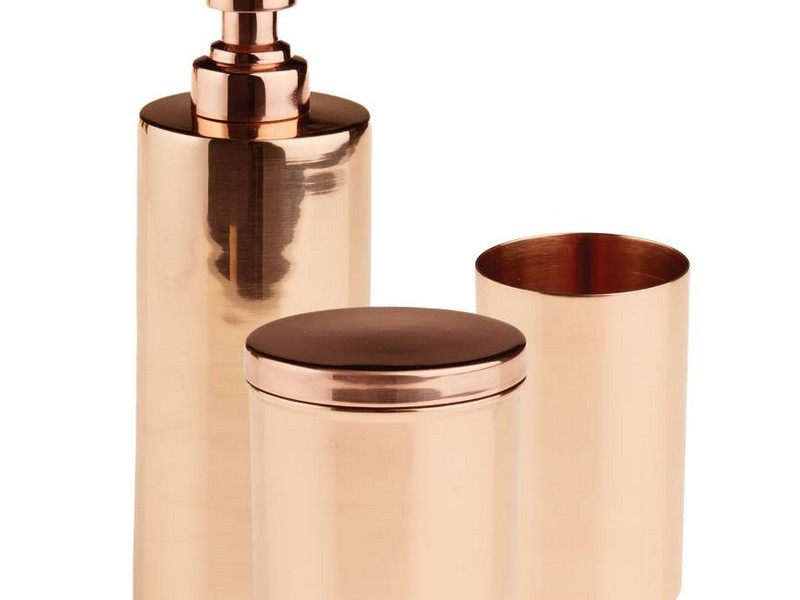 Copper Bathroom Accessories Sets