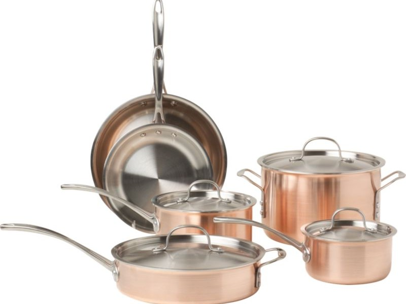 Copper Cookware Sets Clearance