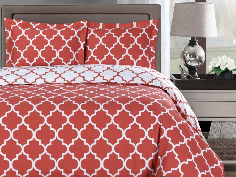 Coral Bed Sheets Twin Xl