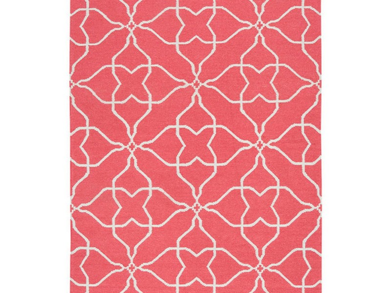 Coral Colored Rugs