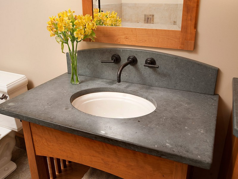 Corian Bathroom Countertops Pros And Cons