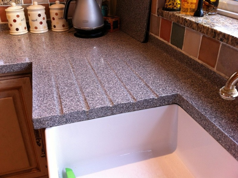 Corian Bathroom Countertops Uk