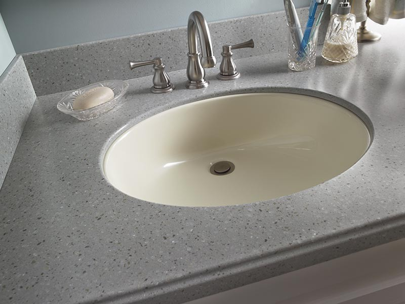 Corian Bathroom Vanity Tops
