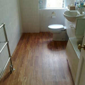 Cork Flooring In Bathroom Pictures