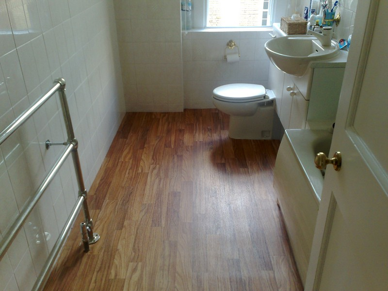 Cork Flooring In Bathroom Pictures