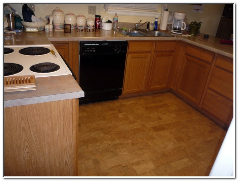 Cork Flooring In Bathrooms And Kitchens