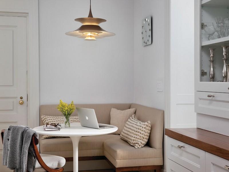 Corner Banquette Seating