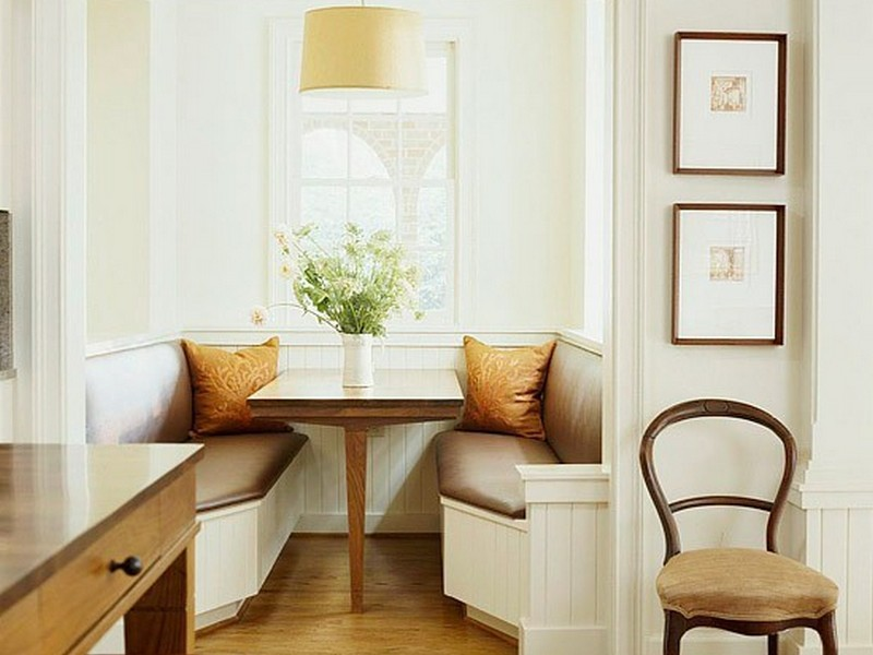 Corner Breakfast Nook Furniture