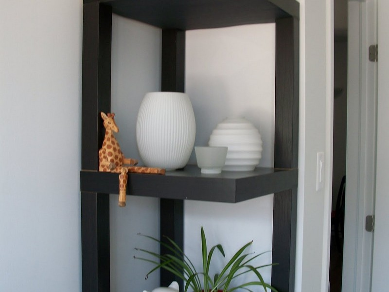 Corner Shelves Ikea