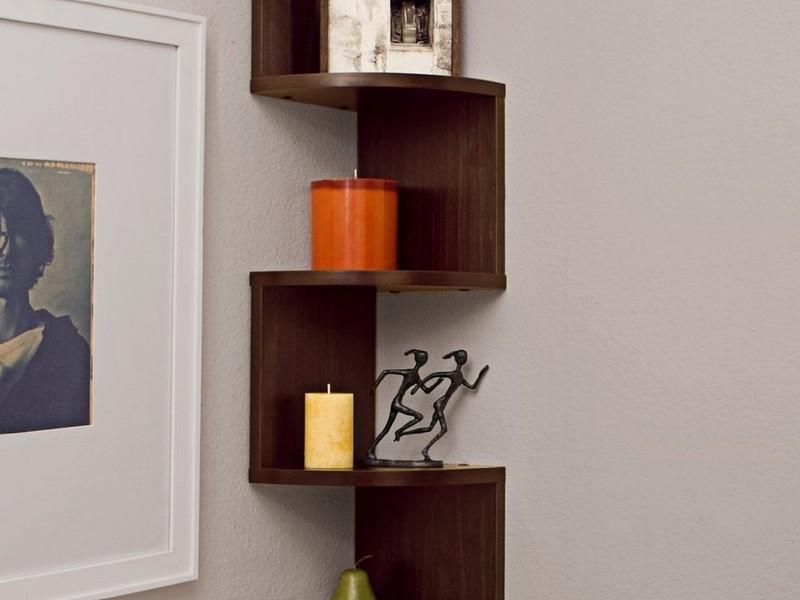Corner Shelves Wall Mount