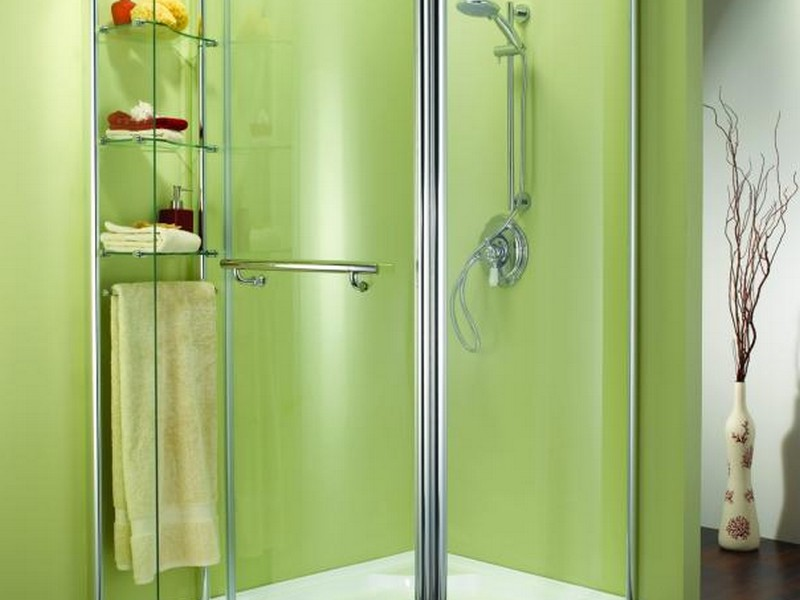 Corner Shower Stalls For Small Bathrooms