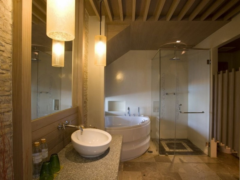 Corner Tub Bathroom Ideas