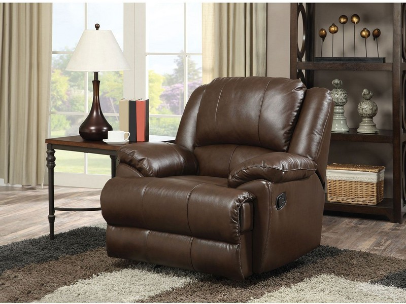 Costco Kids Leather Recliner
