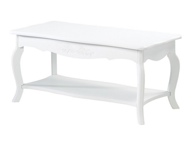 Cottage Style Coffee Tables White
