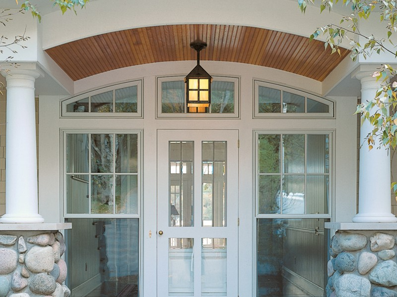Cottage Style Exterior Lighting