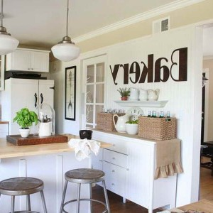 Cottage Style Lighting For Kitchen