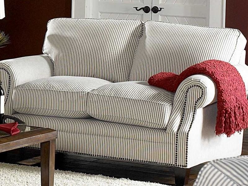 Cottage Style Sofa Loveseat