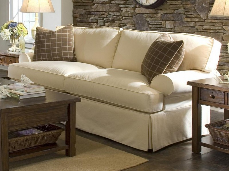 Cottage Style Sofa Slipcovers