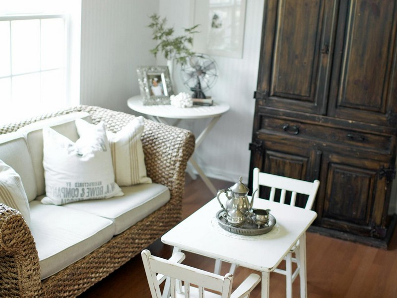 Cottage Style Sofa Tables