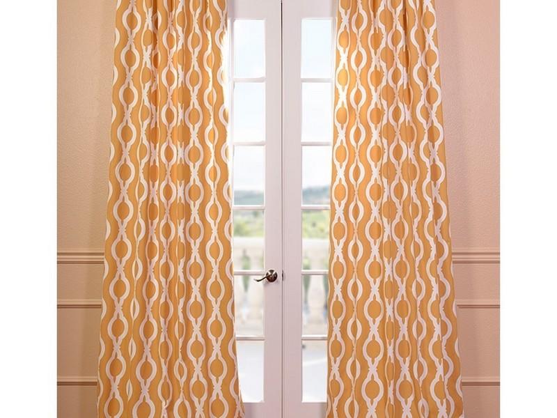 Cotton Curtain Panels