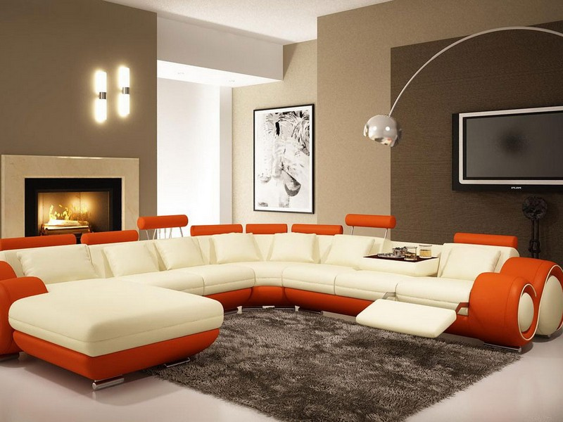 Couch With Chaise On Both Ends
