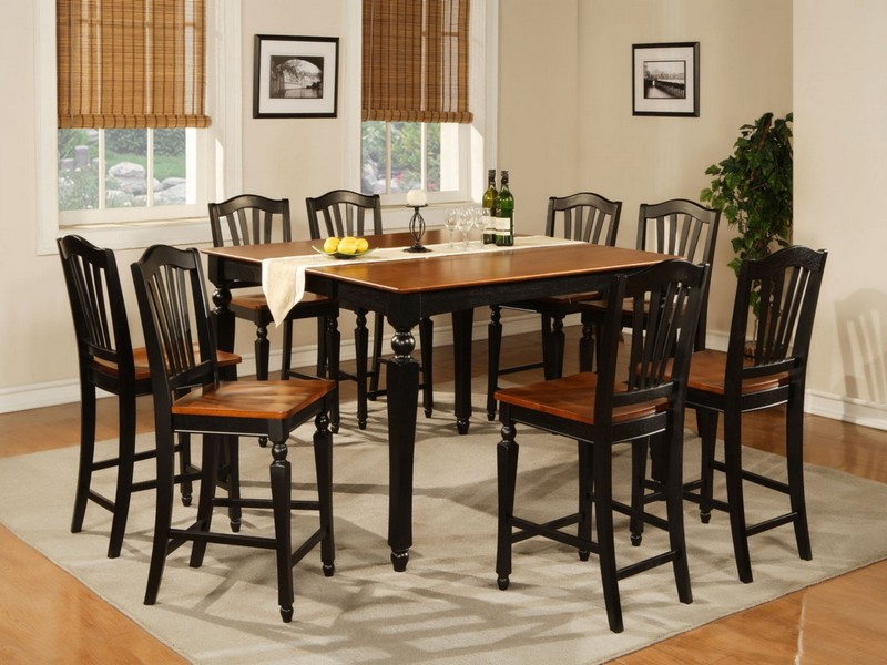 Counter Height Dining Room Tables And Chairs