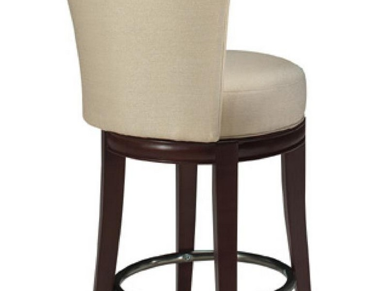 Counter Height Swivel Stools With Backs