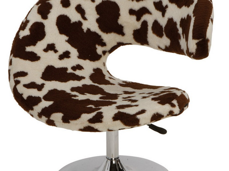 Cow Print Chairs