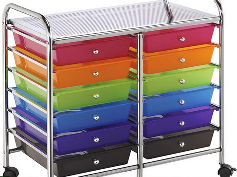 Craft Storage Drawers