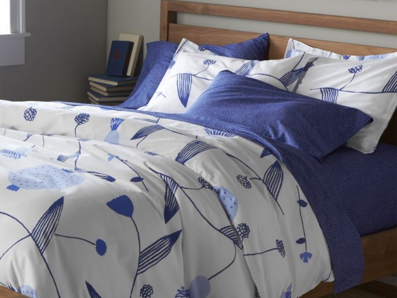 Crate And Barrel Duvet Cover