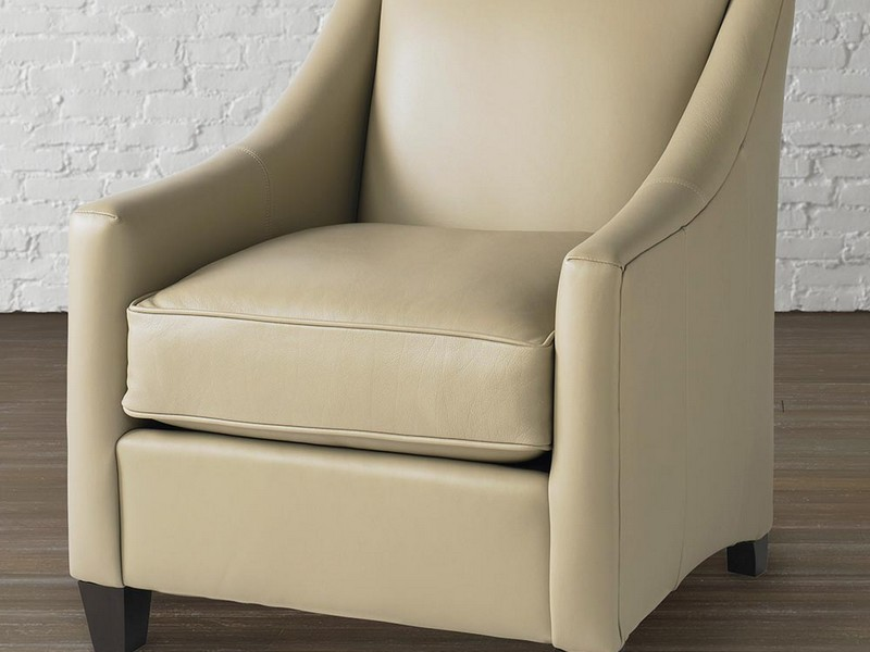 Cream Accent Chair