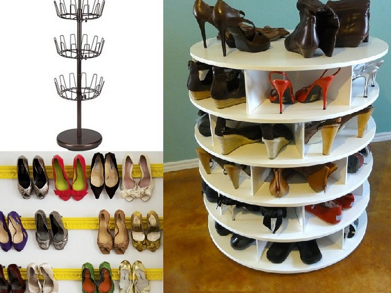Creative Shoe Storage